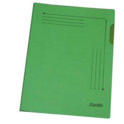 Bantex A4 Insert Smart Folder Pack 25 Grass Green
