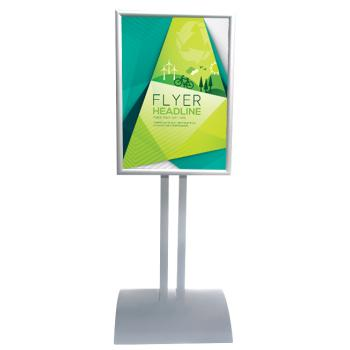 Parrot Poster Frame Stand Single Sided A0 Portrait - Penfile Office ...