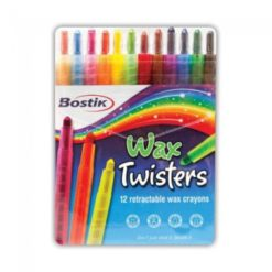 Bostik Wax Twisters Wallet 12s