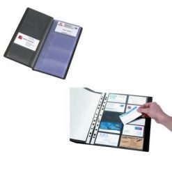 Business Card Filing Solutions