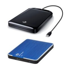 External Hard Drives ( HDD )