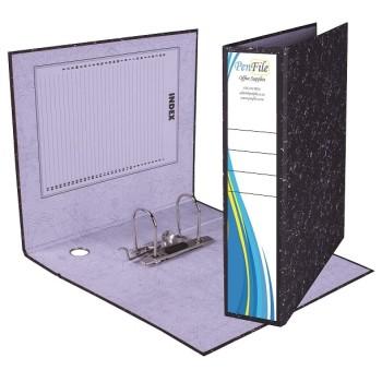 Penfile Lever Arch File Board 80mm Black
